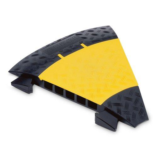 85310 Угловой модуль 45° для  DEFENDER MIDI желтый Adam Hall