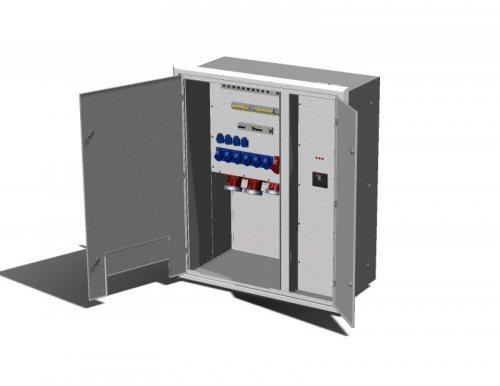 Электрощит встраиваемый Alpenbox System арт. 7800006