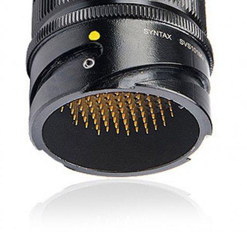 SVK019MV-GSMHNT SVK 019 pin вилка кабельная, покрытие контактов золотом, под пайку, контакты вставлены