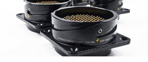 SVK085MP-GST SVK 85 pin вилка панельная, покрытие контактов золотом, под пайку, контакты вставлены