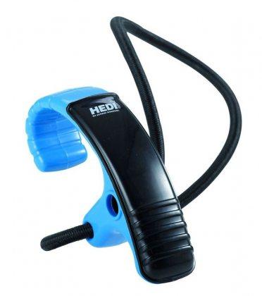 9071S HEDI Стяжка для кабельной бухты с крючком для подвеса, до 20 кг, синий