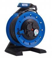 K7SR40NTF HEDI Удлинитель на катушке из пластика D=290мм/4GS/IP54/40м H07RN-F3G1,5/термозащита