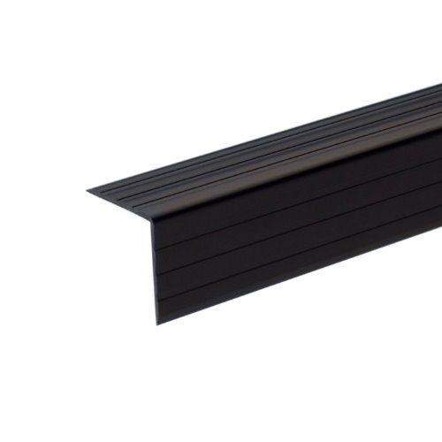 6605 Adam Hall Профиль защитный угловой из пластика 30х30 мм, длина 2000 мм