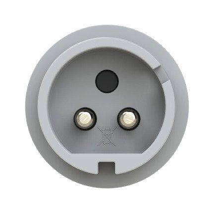 092-10 PCE Вилка кабельная 32А/42V/2P/IP44