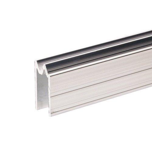 6304  Adam Hall Профиль гибридный для материала 9,5 мм, алюминий