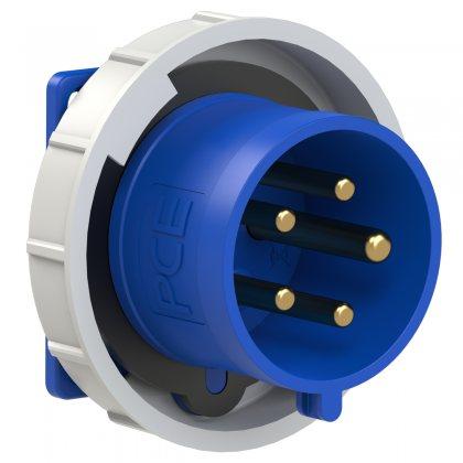 6252-9 PCE Вилка встраиваемая 32А/230V/3P+N+E/IP67