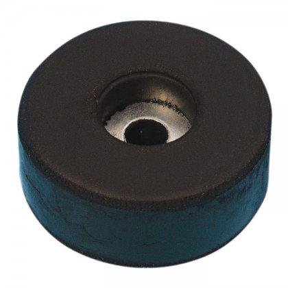 4907 Adam Hall Ножка резиновая 38х15 мм
