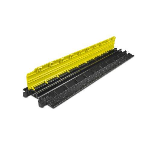 86100 Defender MICRO 2, 2- канальный, размеры 1005x273x48мм, 2 канала 35x30мм каждый, грузоподъемность около 2 т, устойчив к маслу, кислоте, растворителям и бензину,