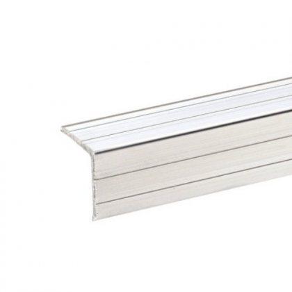 6209 Adam Hall Профиль алюминиевый угловой 20х20 мм, длина 4000 мм