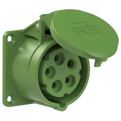 315-2 PCE Розетка встраиваемая 16А/50-500V/3P+N+E/IP44