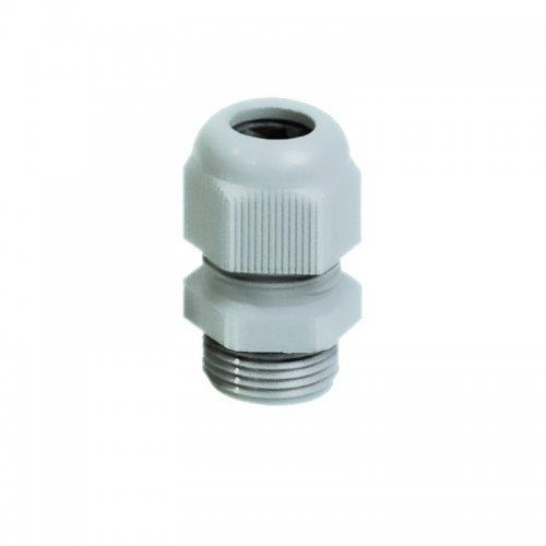 25250-2 Кабельный ввод пластик серый М50х1,5