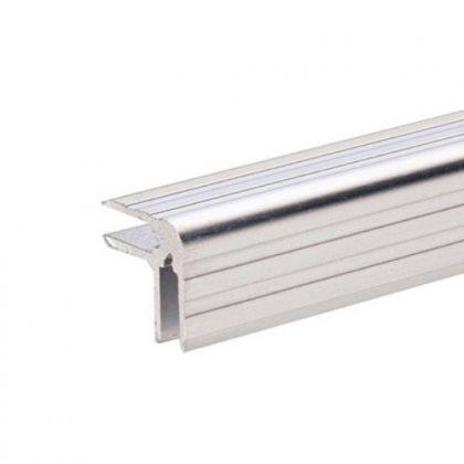 6137 Adam Hall Профиль для материала  4,5 мм, алюминий