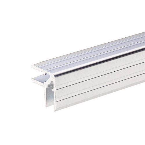 6129 Adam Hall Профиль для материала 7 мм, алюминий