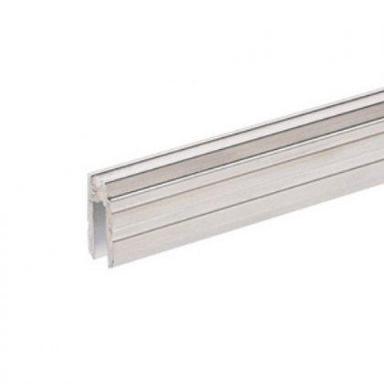 6132 Adam Hall Профиль гибридный для материала 4,0 мм, алюминий