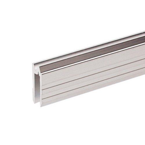 6133  Adam Hall Профиль гибридный для материала 4,5 мм, алюминий