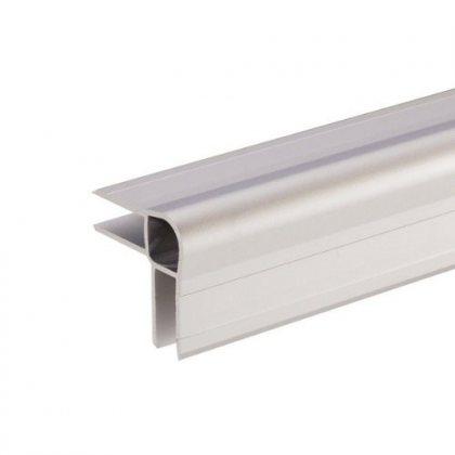 Q6506A  Adam Hall Профиль угловой 30х30 мм Easy Case System, алюминий анодированный