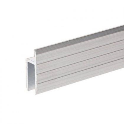 6126 Adam Hall Профиль для материала 7мм, алюминий