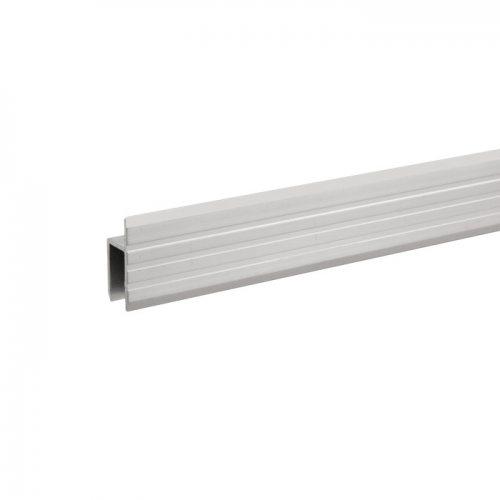 6130 Adam Hall Профиль для материала 9,5 мм, алюминий