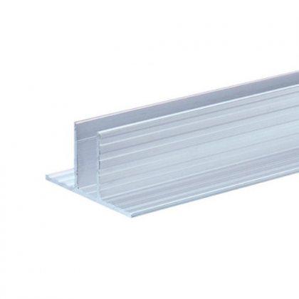 6230 Adam Hall Профиль для материала 9,5 мм, алюминий