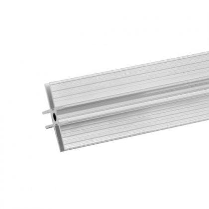 6207 Adam Hall Профиль для материала 7 мм, алюминий