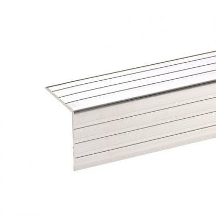 6105 Профиль угловой, материал: алюминий, габариты: 30х30 мм, толщина: 1.5 мм, длина 4 метра Adam Hall