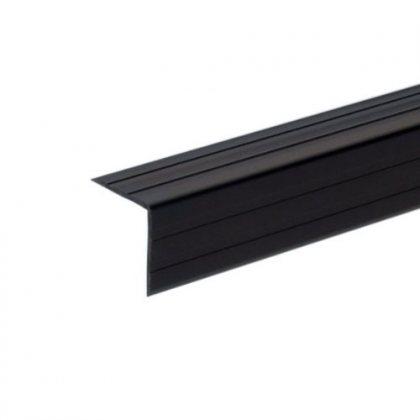 6609 Adam Hall Профиль защитный угловой из пластика 22х22 мм, длина 2000 мм