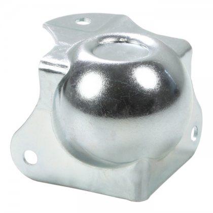 41263 Adam Hall Угол шаровой  со скобой 40 мм и пуклей