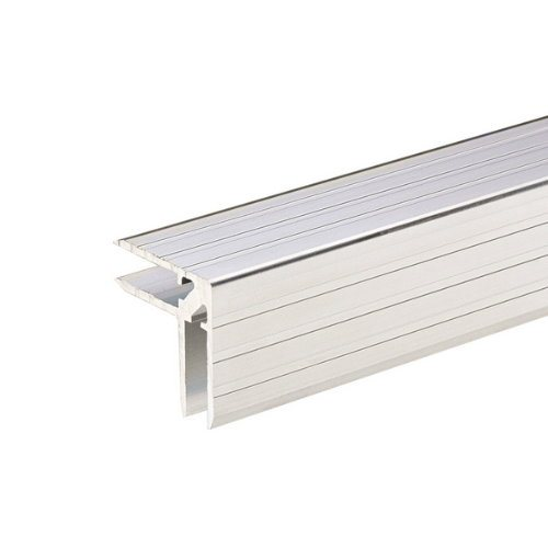 6106 Adam Hall Профиль для материала 7 мм, алюминий