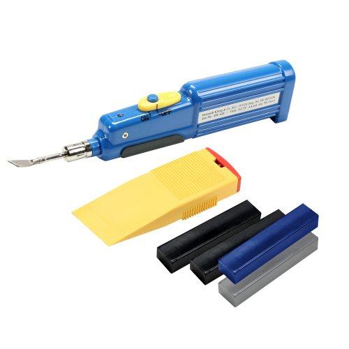 0135KIT Adam Hall Ремкомплект для краски корпуса черный/серый/синий