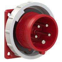 86152-6 PCE Вилка встраиваемая фазоинвертор 16А/400V/3P+N+E/IP67