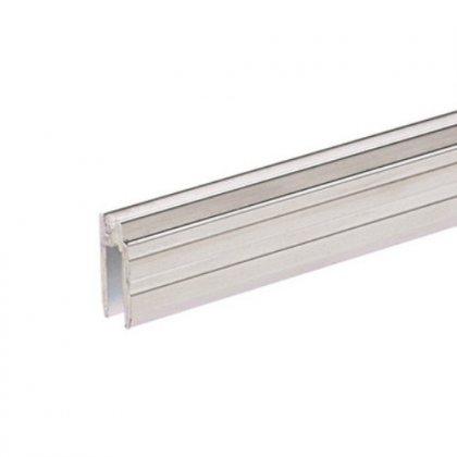 6302  Adam Hall Профиль гибридный для материала 7 мм, алюминий