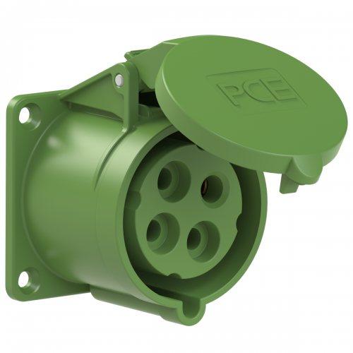 324-2 PCE Розетка встраиваемая 32А/50-500V/3P+E/IP44