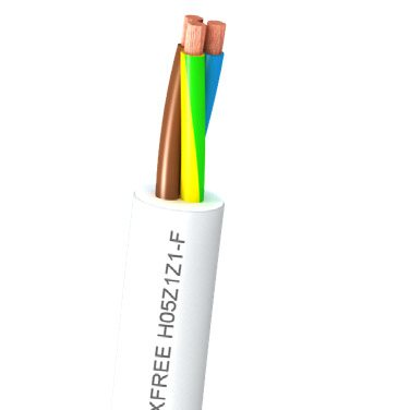 Кабель гибкий TOXFREE ZH H05Z1Z1-F Top Cable