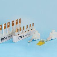 Шинопроводы для разъединителей с предохранителями NH