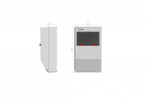 0020004 Распределительное устройство AlpenBox