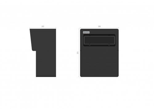 0240001 Распределительное устройство AlpenBox