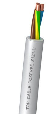 Кабель TOXFREE ZH Z1Z1-U Top Cable
