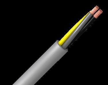 Провод монтажный TOPFLEX VV-F H05VV-F Top Cable