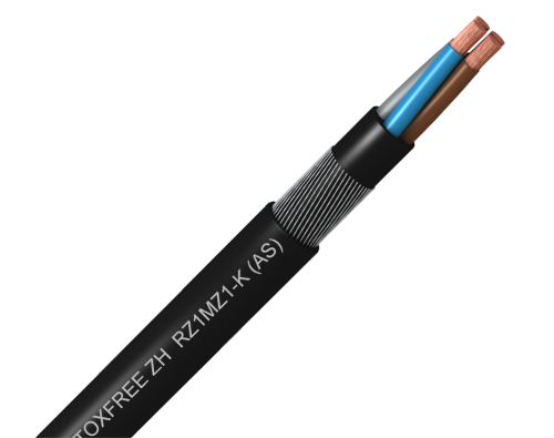 Кабель гибкий TOXFREE ZH RZ1MZ1-K (AS) Top Cable