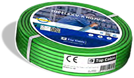 Провод TOXFREE ZH ES05Z1-K & H07Z1-K (AS) Top Cable