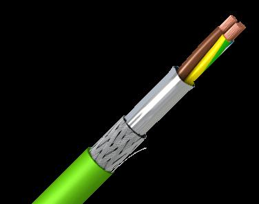 Кабель контрольный TOXFREE ZH Z1C4Z1-K (AS) Top Cable