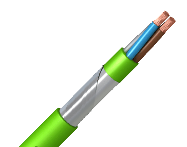 Кабель гибкий TOXFREE ZH RZ1FZ1-K (AS) Top Cable