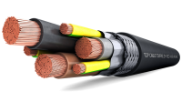 Кабель контрольный TOXFREE ZH ROZ1-K (AS) VFD EMC 0,6/1 kV Top Cable